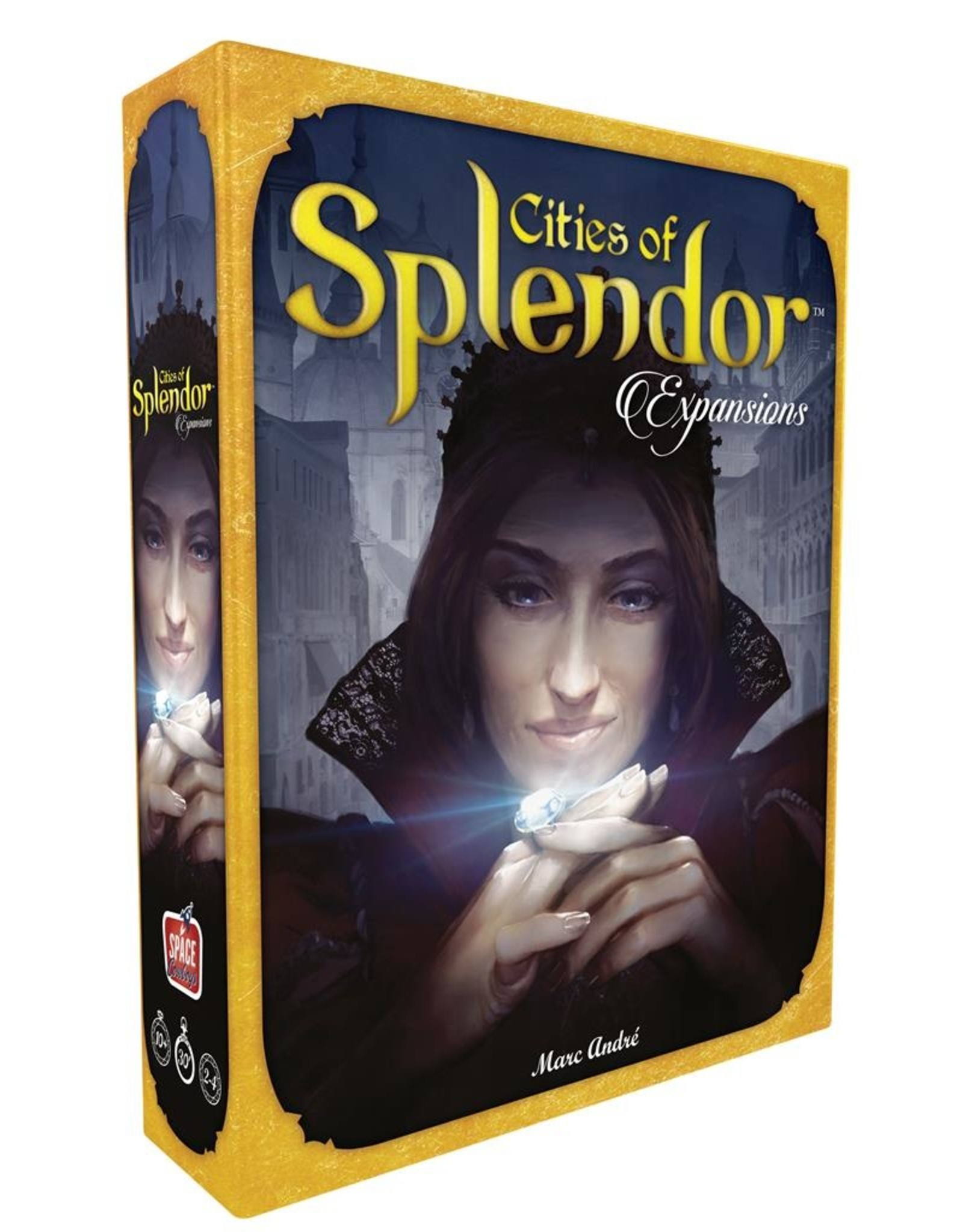 Space Cowboys Cities of Splendor (NL/FR/DE/ES/PT)
