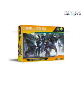 Corvus Belli O-12 Starmada Action Pack