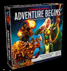 Hasbro D&D The Adventure Begins (EN)