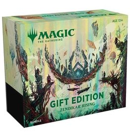 Wizards of the Coast MtG Zendikar Rising Gift Bundle