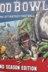 Games Workshop Blood Bowl Second Season Edition