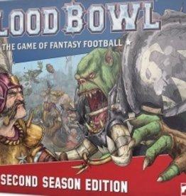 Games Workshop Bloodbowl Second Season Edition (pre-order)