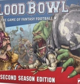 Games Workshop Bloodbowl Second Season Edition