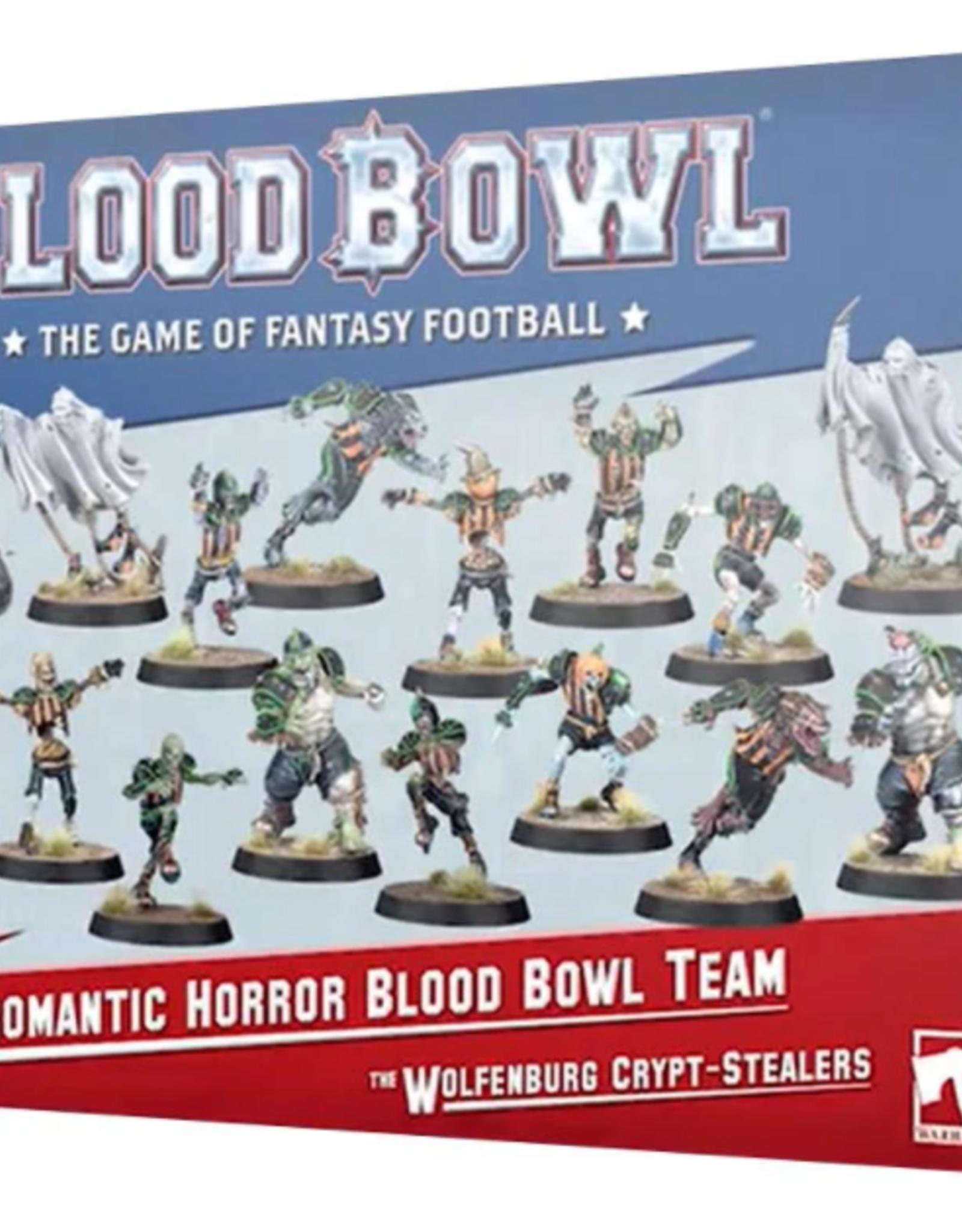 Games Workshop Bloodbowl: The Wolfenburg Crypt-Stealers