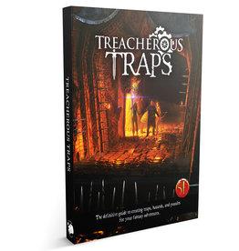 Nord Games Treacherous Traps (D&D 5th) (EN)