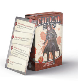 Nord Games Game Master's Toolbox - Critical Hits Deck for GM's (5e)