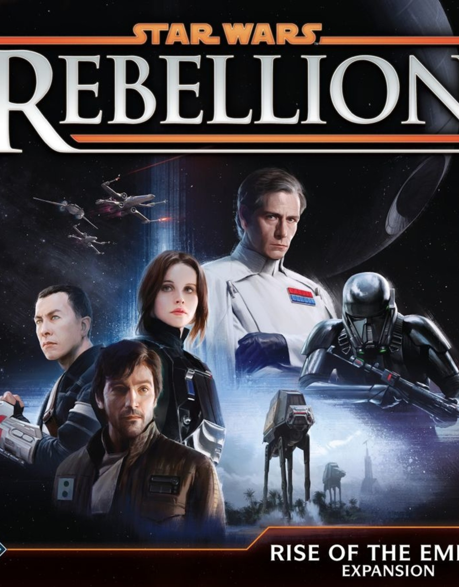 Fantasy Flight Games Star Wars Rebellion: Rise of the Empire (EN)