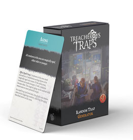 Nord Games Treacherous Traps: Random Trap Generator Deck (EN)