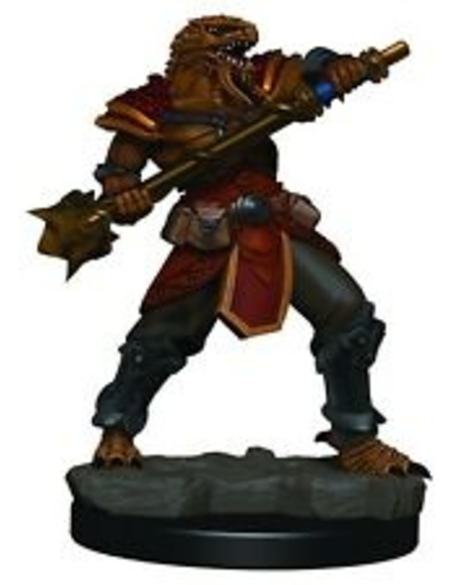 Wizkids D&D Icons of the Realms Dragonborn Fighter, Male