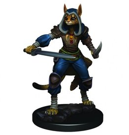 Wizkids D&D Icons of the Realms Tabaxi Rogue, Female