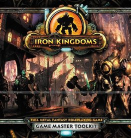 Privateer Press Iron Kingdoms Unleashed Game Master's Toolkit