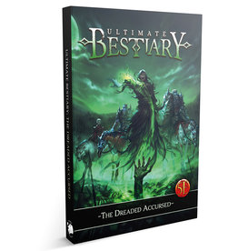 Nord Games Ultimate Bestiary: The Dreaded Accursed (D&D 5th Ed.)