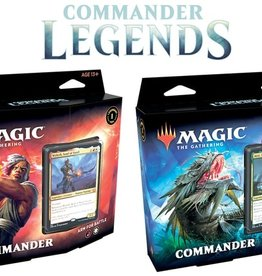 Wizards of the Coast MtG Commander Legends: Commander Deck