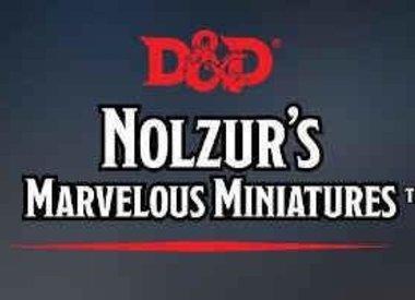 D&D Unpainted Miniatures