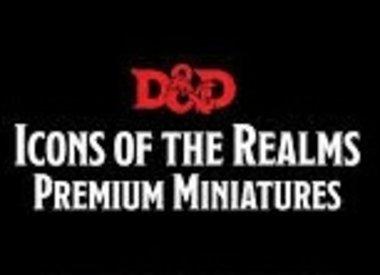 D&D Painted Miniatures