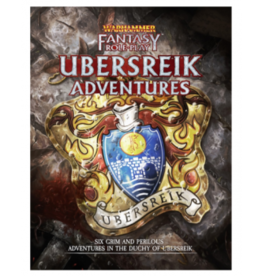 Cubicle 7 Warhammer Fantasy Roleplay 4th Ed. Ubersreik Adventures