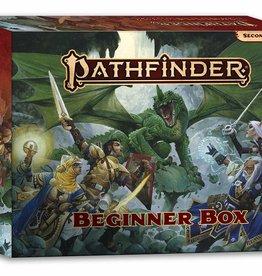 Paizo Pathfinder Beginner Box 2nd Edition