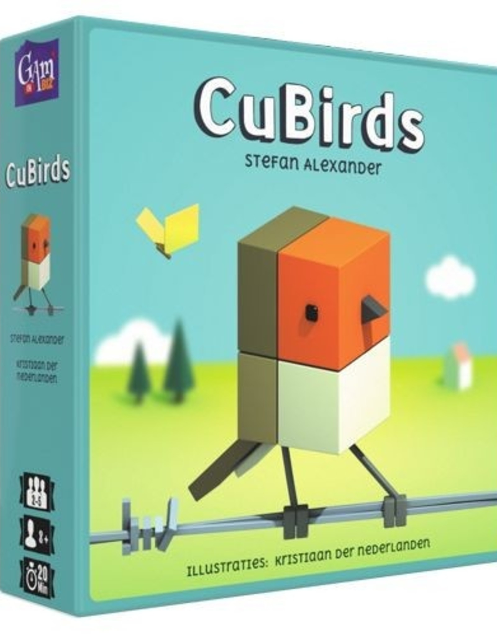 Gam'inBIZ Cubirds (NL)