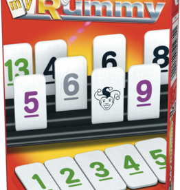 Schmidt My Rummy Reiseditie (NL/EN/DU/FR/ES/IT)