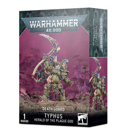 Games Workshop Death Guard Typhus Herald of the Plague God