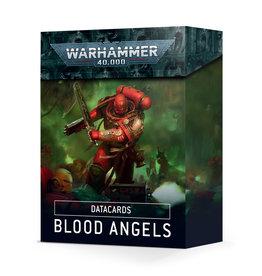 Games Workshop Datacards Blood Angels