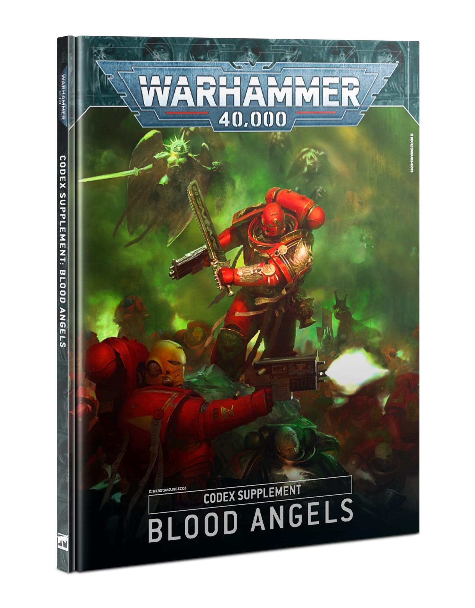 Games Workshop Codex Blood Angels