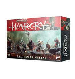 Games Workshop Warhammer Age of Sigmar Warcry: Legions of Nagash