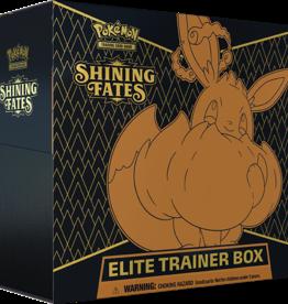 Pokemon USA POK Shining Fates Elite Trainer Box