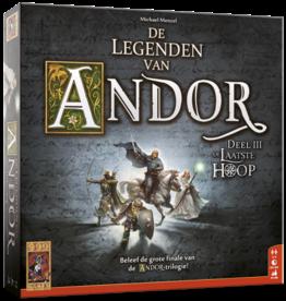 999-Games De Legenden van Andor: De Laatste Hoop (NL)