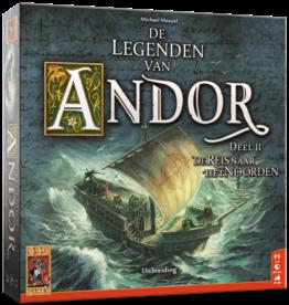 999-Games De Legenden van Andor: De Reis naar het Noorden (NL)