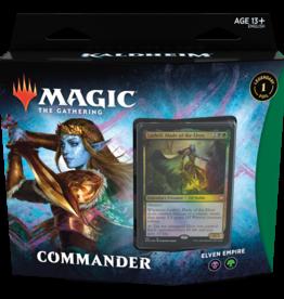Wizards of the Coast MtG Kaldheim Commander Deck