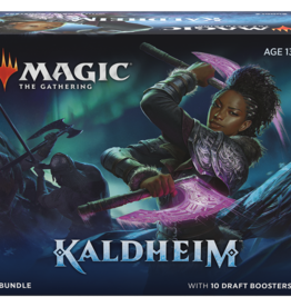 Wizards of the Coast MtG Kaldheim Bundle