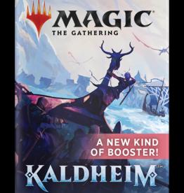 Wizards of the Coast MtG Kaldheim Set Booster