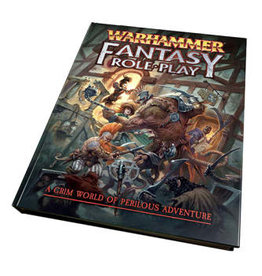 Cubicle 7 Warhammer Fantasy Roleplay 4th Ed. Rulesbook