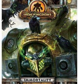 Privateer Press Iron Kingdoms Immortality: An Iron Kingdoms Adventure