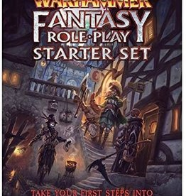 Cubicle 7 Warhammer Fantasy Roleplay 4th Ed. Starter Set
