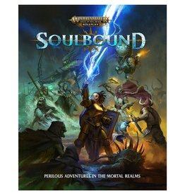 Cubicle 7 Warhammer Age of Sigmar Roleplay Soulbound