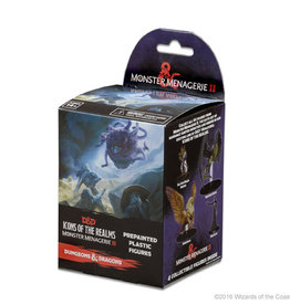 Wizkids D&D Icons of the Realms Monster Menagerie II Booster