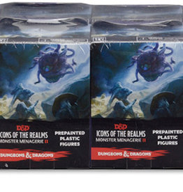 Wizkids D&D Icons of the Realms Monster Menagerie II Brick (8)