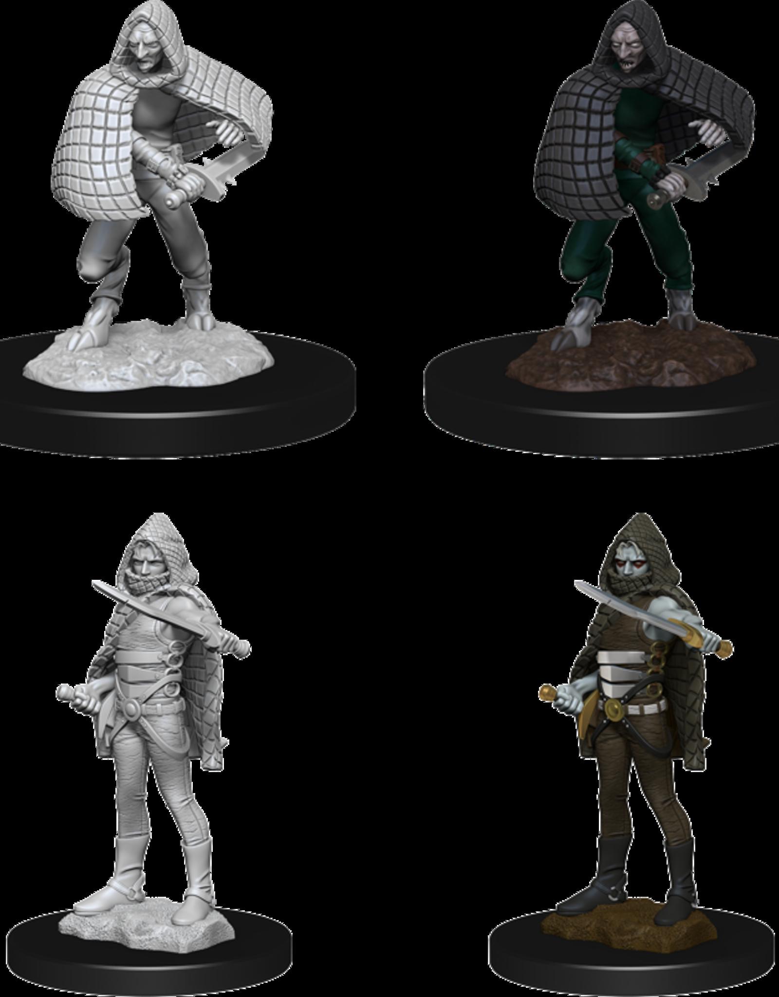 Wizkids D&D Nolzur's Marvelous Miniatures Darkling Elder and Darklings