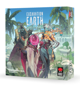 Mighty Boards Excavation Earth Kickstarter Edition (EN)