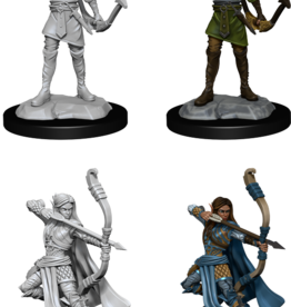Wizkids D&D Nolzur's Marvelous Miniatures Elf Ranger Female 2