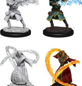 Wizkids D&D Nolzur's Marvelous Miniatures Elf Wizard Male 3