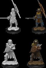 Wizkids D&D Nolzur's Marvelous Miniatures Human Fighter Male 2