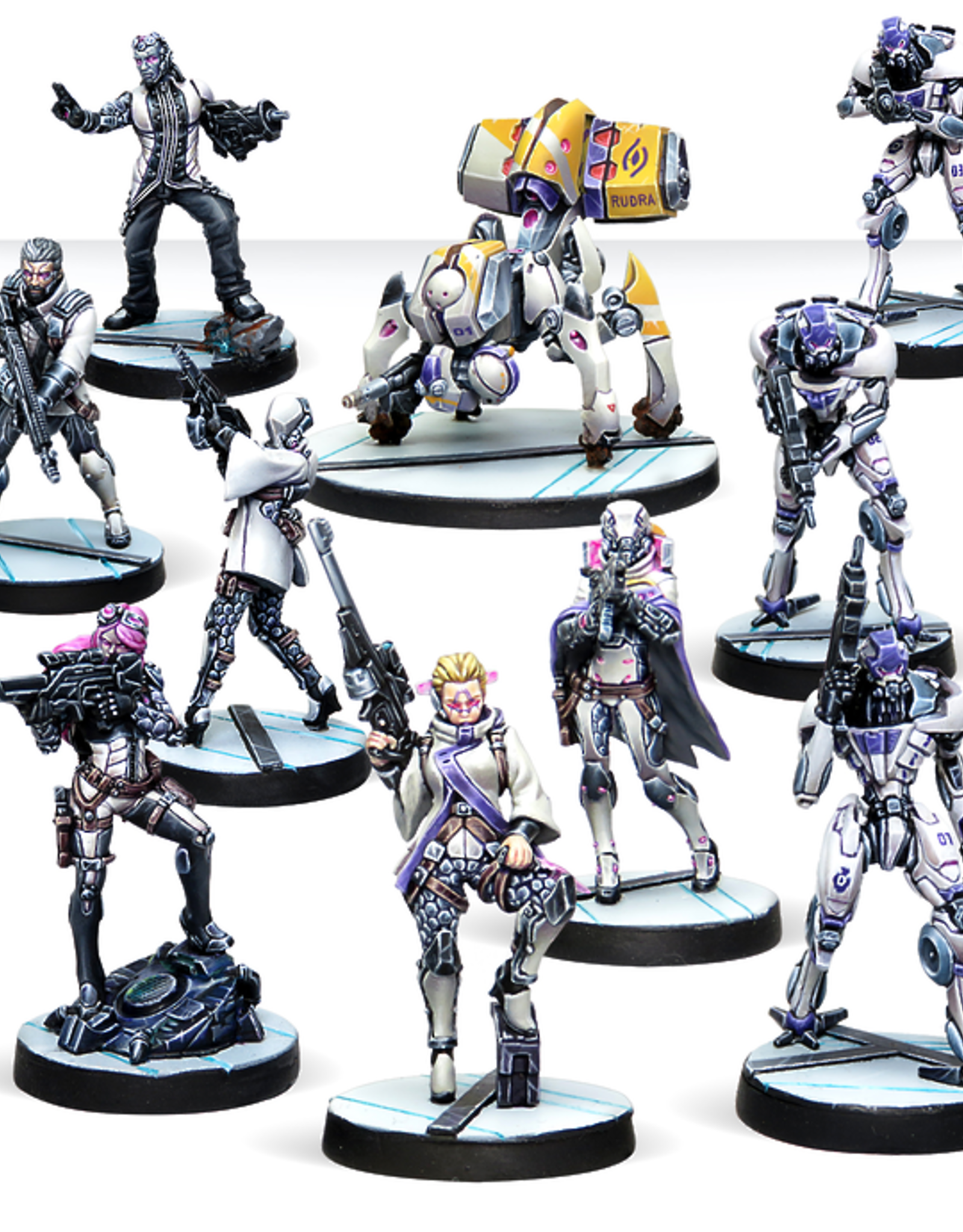 Corvus Belli Aleph's Operations Action Pack