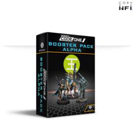 Corvus Belli Yu Jing Booster Pack Alpha