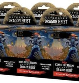 Wizkids D&D Icons of the Realms Waterdeep Dragon Heist Brick (8)