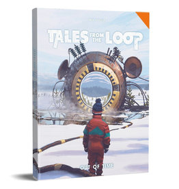 Free League Publishing Tales from the Loop - Out of Time