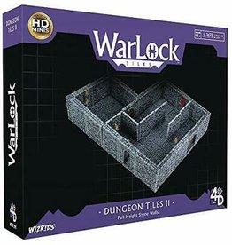 Wizkids WarLock Tiles: Dungeon Tiles II Full Height Stone Walls