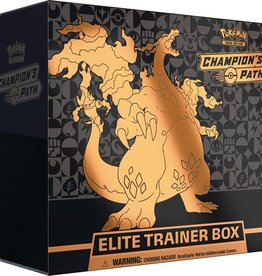 Pokemon USA POK S&S Champions Path: Elite Trainer Box